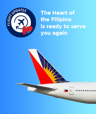 The Heart Of The Filipino Is Ready To Serve You Again